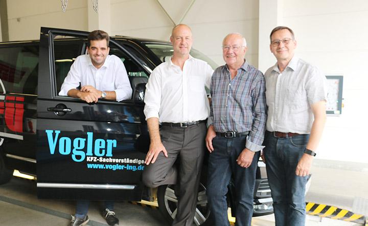Sachverständige - Vogler GmbH - Ingenieurbüro für das Kraftfahrzeugwesen