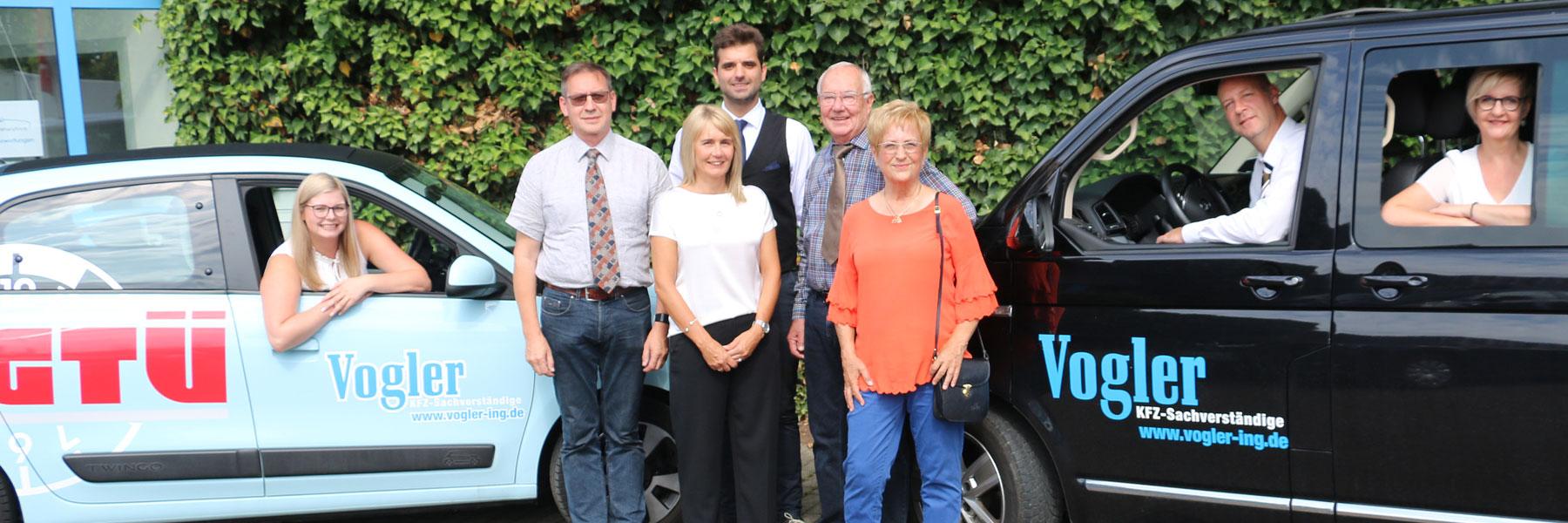 Über uns - Vogler GmbH - Ingenieurbüro für das Kraftfahrzeugwesen